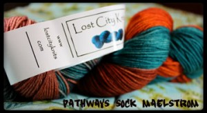 Pathways Sock